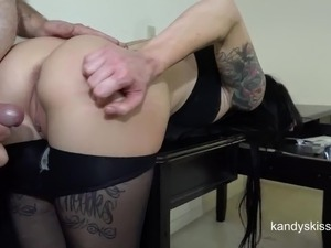 young amateur creampie