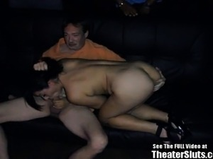 japanese asian gangbang