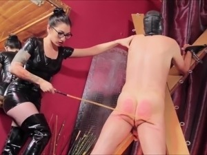 Ass licking mistress