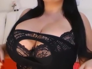 huge tits on a small girl