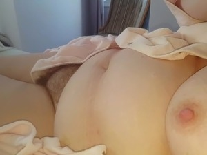 handjob under bed sheets video