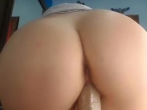 handjob anal finger