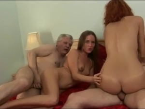 old and young lesbian orgies