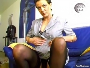 granny mature young long dick