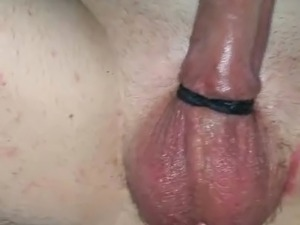 orgasm from prostate massage video