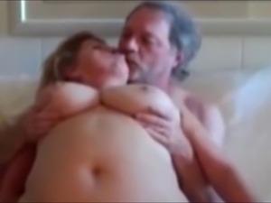mature natural pussy tits