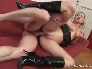 lick female asshole video