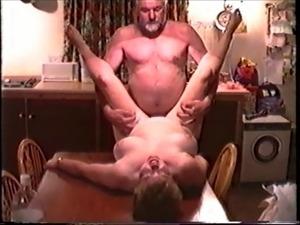 big tits and black nylons