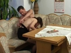 mature saggy tit sex