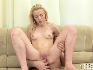 blonde porn trailer big cock