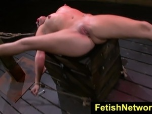 naked girls bondage torture inquisition