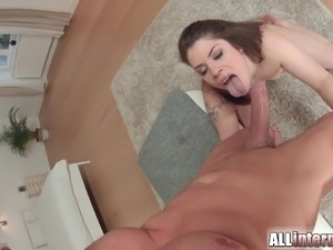 Anal creampie galleries