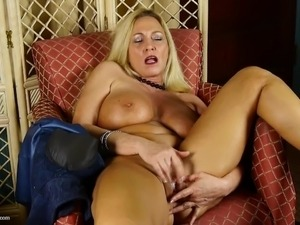 perfect blonde lesbian boobs