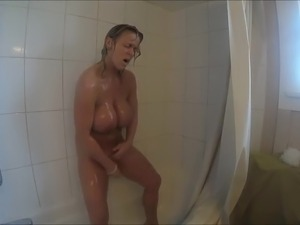 pornstar shower gallery