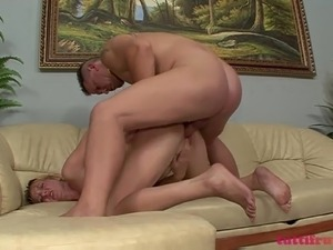 slim girl getting her pussy