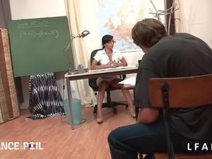 french hardcore sex briget