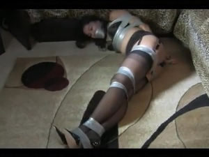 ebony girls tied up
