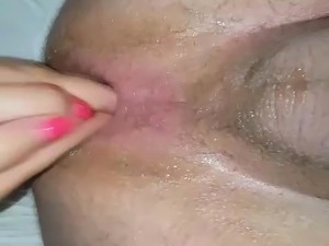 Fist time anal sex