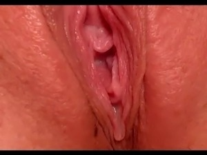 Cumming inside a girl