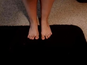tickle orgasm her soles video