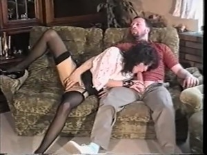 mature woman retro sex