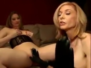 mature women eating each other video