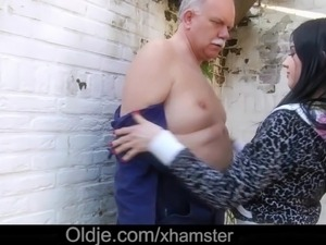 old man fingering young girl vids