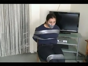 wife tied to bed videos