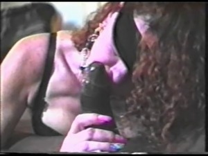 Cum swallowing fetish