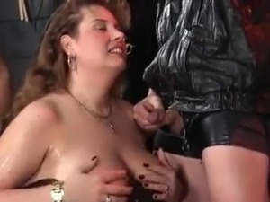 mature german anal fisting