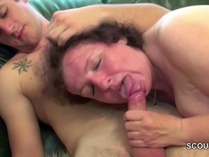 young boy mature woman porn