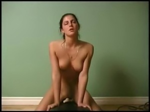 young girls riding sybian machines