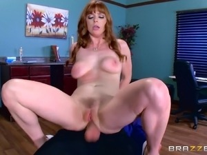 Brazzers - Penny Pax loves office anal