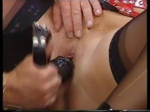 bad girls retro porn