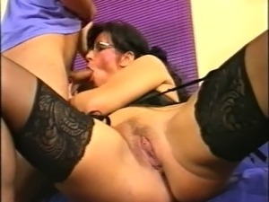 vintage messy blowjob video