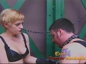 blonde slut video gallery