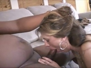 white slut wife in black stockings screwed hard at home by bbc Female-choice,...