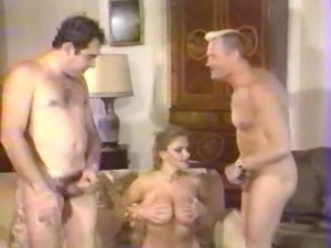 retro and vintage group sex