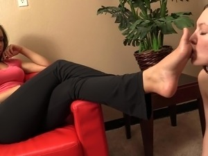 foot fuck girl