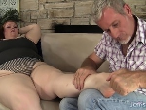 young girls old man sex