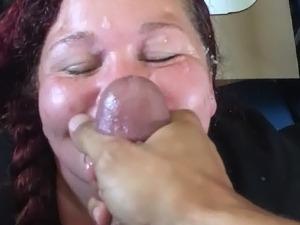 messy blowjob videos