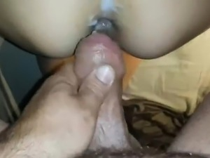 amateur girl first anal free video