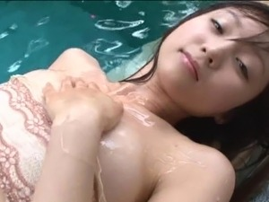 RISA Mandala - Bikini Lotion Play Wet Fetish (Non-Nude)