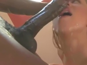 mature women deepthroats massive black cock