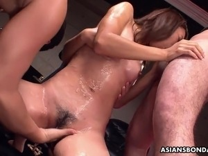 young asian nude bdsm