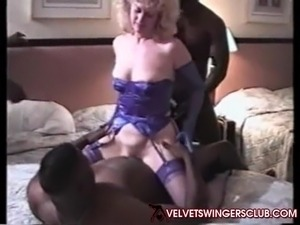 milf swingers party
