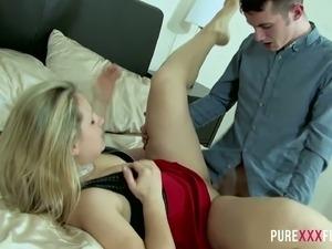 busty moms suck dick