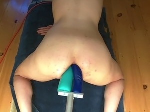 brittney anal machine sex