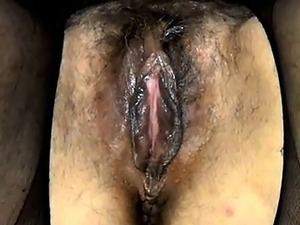 hairy ass video