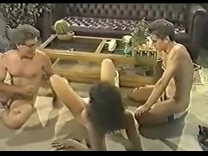 classic threesome porn galleries